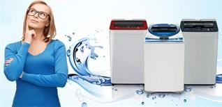 6 bước vệ sinh máy giặt cửa trên nhanh chóng và dễ dàng nhất