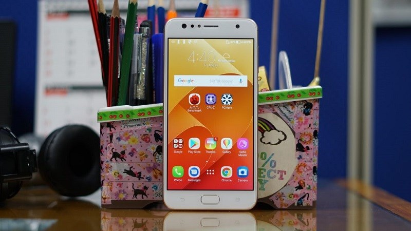 ASUS ZenFone 4 Selfie bắt đầu được cập nhật Android 8.1 Oreo