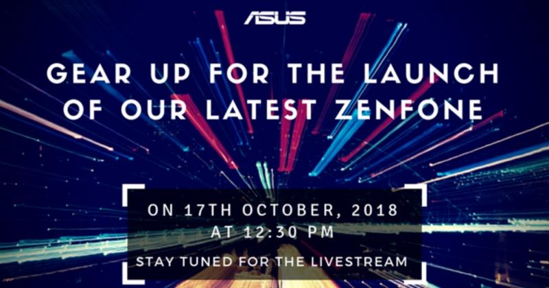 ASUS sẽ ra mắt smartphone ZenFone mới vào ngày 17/10