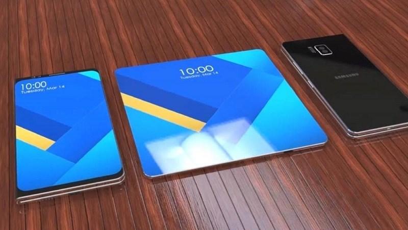 Samsung xác nhận smartphone màn hình gập sẽ trở thành tablet khi mở ra