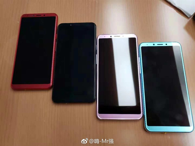 Samsung Galaxy A6s lộ ảnh thực tế với nhiều màu gradient cuốn hút