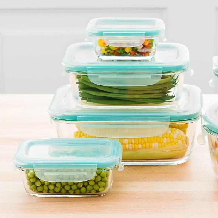 Hộp đựng thực phẩm có nhiều mẫu mã đa dạng