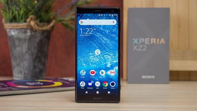 Sony Xperia XZ2 được lên đời Android 9.0 Pie