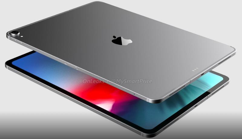 iPad Pro 2018 sẽ là chiếc iPad mỏng nhất từ trước tới nay