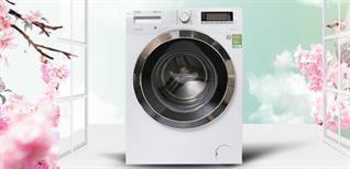 Top 5 máy giặt nước nóng có khối lượng giặt trên 10 Kg bán chạy nhất quý III-2018 tại Điện máy XANH