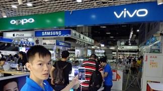 Doanh số smartphone tại Trung Quốc giảm kỷ lục trong quý 3/2018