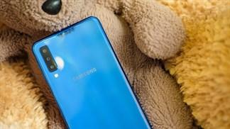 Vừa lên kệ, Galaxy A7 (2018) đã được 1.000 khách đặt mua vì quá HOT
