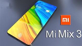 Xiaomi Mi MIX 3 có thể được trang bị RAM 10 GB và hỗ trợ 5G