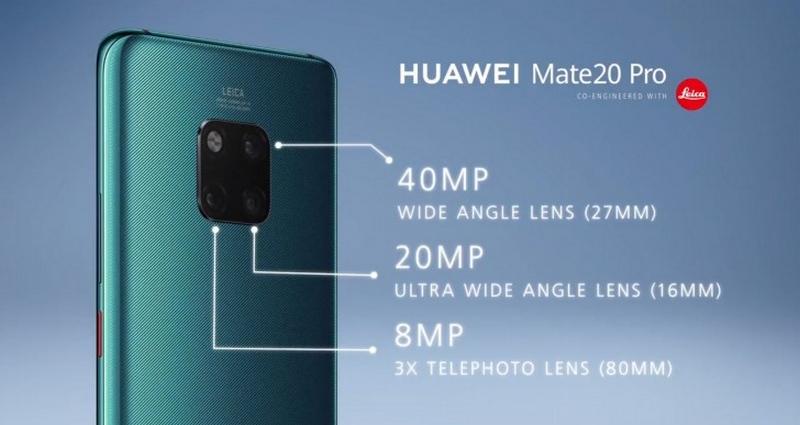 Huawei Mate 20 Pro: Camera siêu rộng làm được gì?