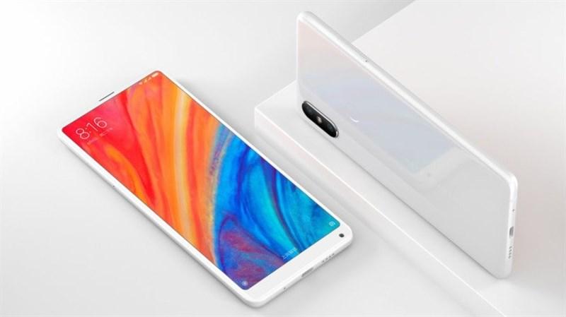 Mi MIX 2S là smartphone Xiaomi đầu tiên được lên đời Android 9 Pie