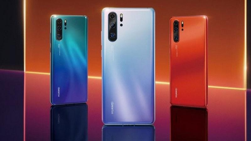 Huawei P30 và P30 Pro