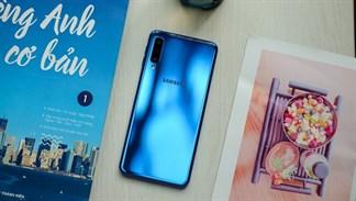 7 lý do nên mua Galaxy A7 (2018), smartphone 3 camera sau từ Samsung