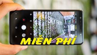 """Minigame tặng miễn phí Galaxy A7 (2018) để bạn """"chụp cả thế giới"""""""