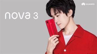 Nova 3 màu đỏ đặc biệt ra mắt, tặng ảnh có chữ ký Dịch Dương Thiên Tỉ