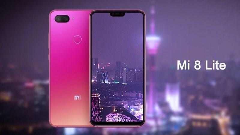 Xiaomi Mi 8 Lite bản RAM 8 GB cùng sắc màu mới được TENAA chứng nhận