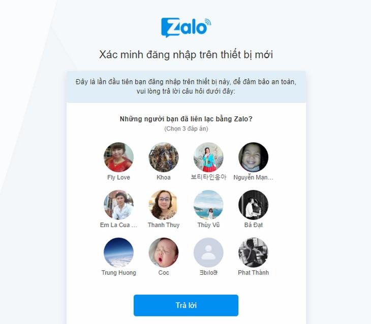 Hướng dẫn 3 cách đăng nhập Zalo trên trình duyệt