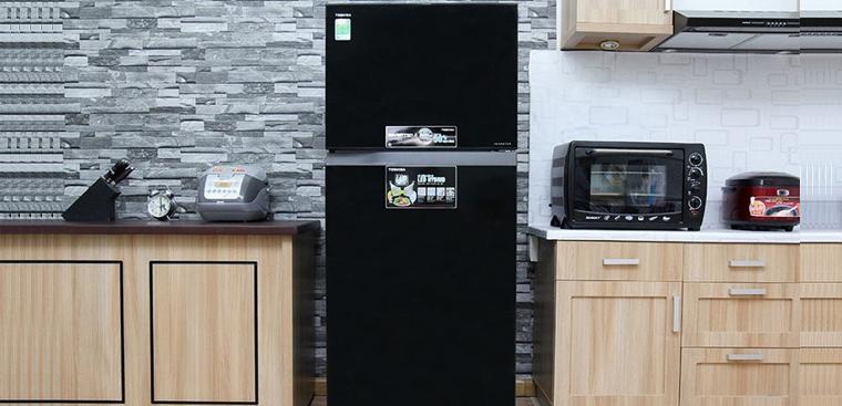 Cách sử dụng bảng điều khiển tủ lạnh Toshiba Inverter 359 lít GR-AG41VPDZ XK1
