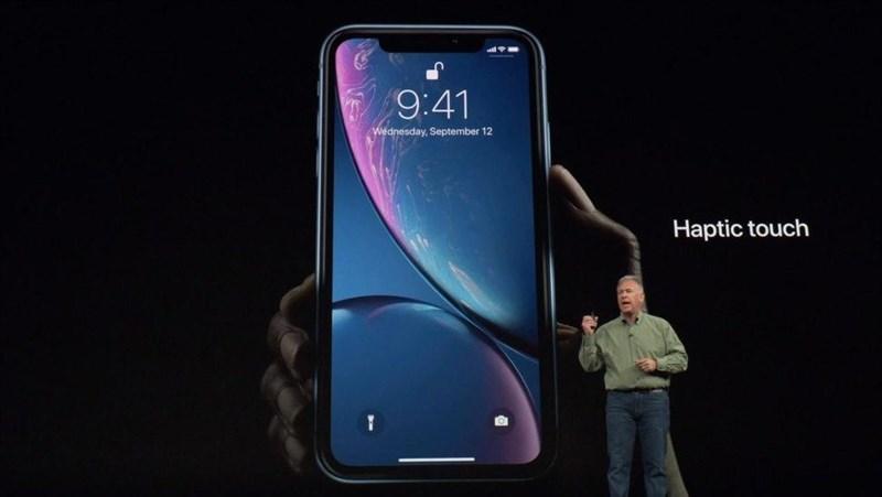 Apple sẽ mở rộng thêm các tính năng cho Haptic Touch trên iPhone XR
