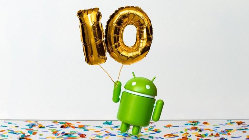 Google kỷ niệm sinh nhật 10 năm của Android bằng bài viết lịch sử