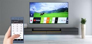 Cách điều khiển smart tivi LG bằng điện thoại thông qua ứng dụng LG TV Plus
