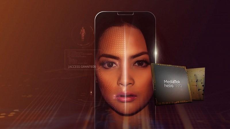 MediaTek Helio P70 ra mắt với hiệu suất tốt hơn, cải tiến AI