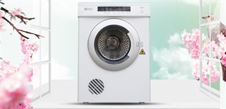 Các công nghệ và tiện ích thường gặp trên máy sấy quần áo Electrolux