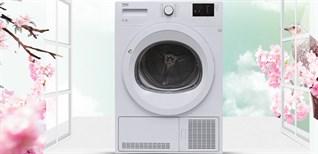 Các công nghệ và tiện ích thường gặp trên máy sấy quần áo Beko