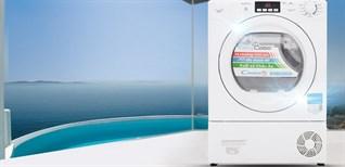 Các công nghệ và tiện ích thường gặp trên máy sấy quần áo Candy