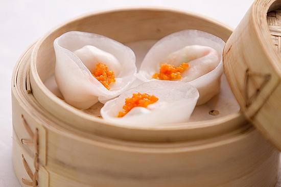 Một trong những món ăn chế biến qua hấp cách thủy