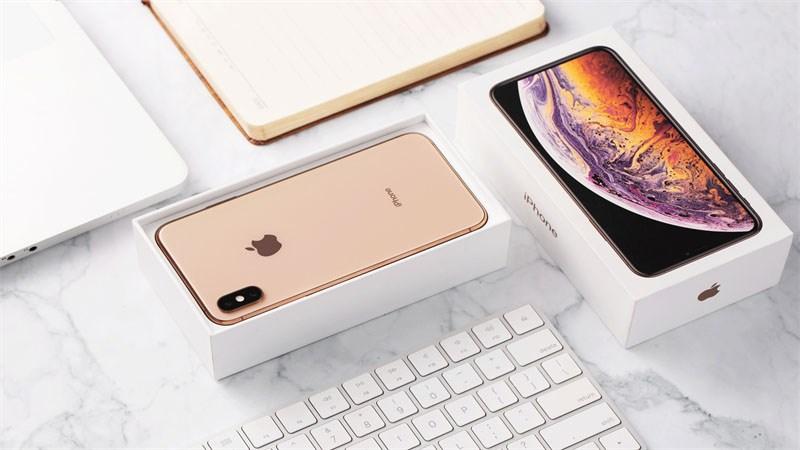 iphone xs thế giới di động
