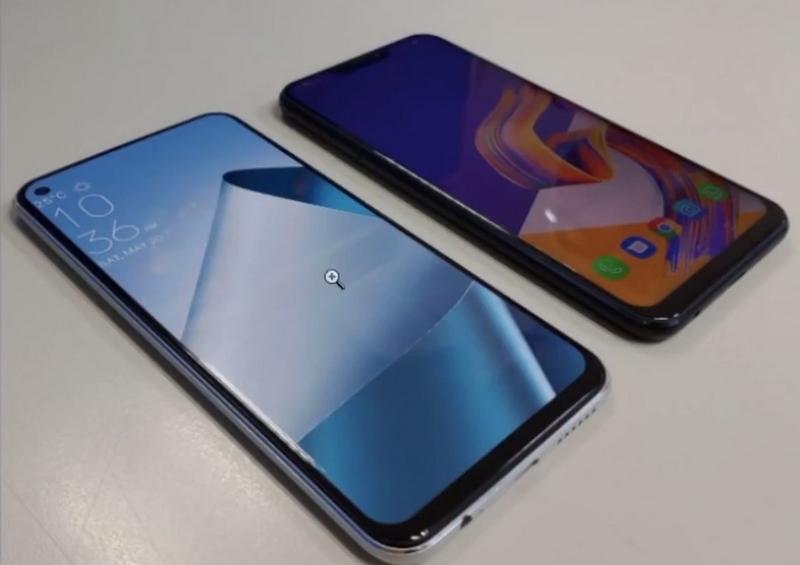 Xuất hiện nguyên mẫu của Asus ZenFone 6 với thiết kế giống Galaxy A8s