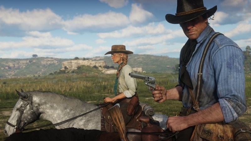 Hình ảnh trong game Red Dead Redemption II