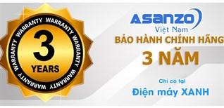 Mua tivi Asanzo tại Điện máy XANH có ngay 3 năm bảo hành chính hãng