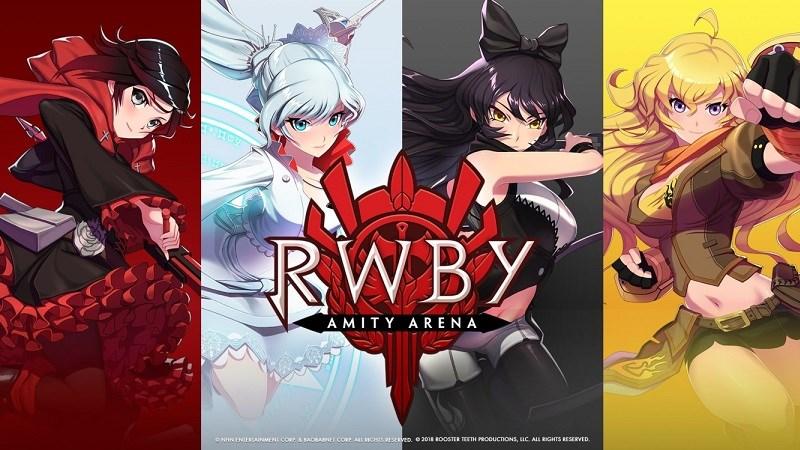 Hình ảnh trong game RWBY: Amity Arena