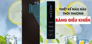 Cách sử dụng bảng điều khiển tủ lạnh Aqua Inverter AQR-IU356DN DB
