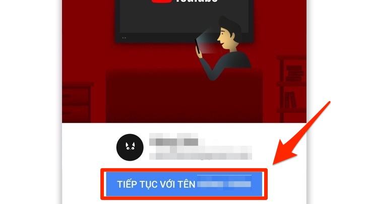 Ứng dụng Youtube trên điện thoại