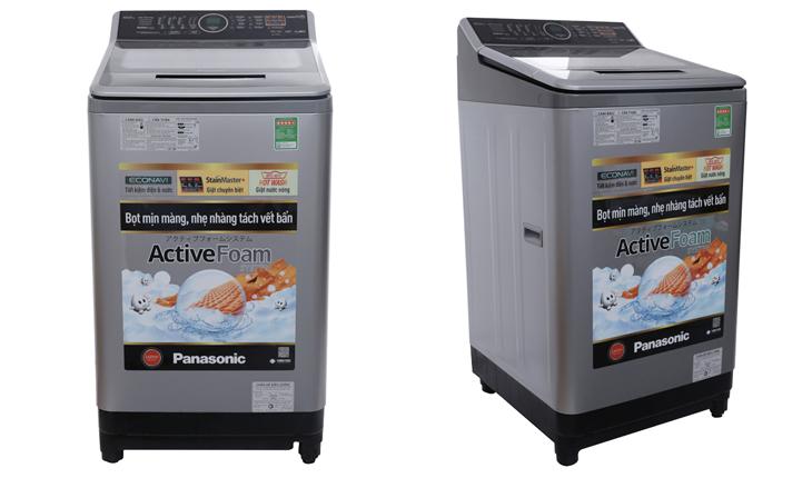 Thiết kế - Máy giặt Panasonic 10 kg NA-F100V5LRV