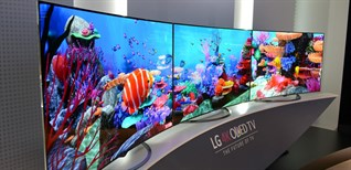 Các công nghệ hình ảnh nổi bật trên tivi LG