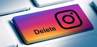 Cách xóa tài khoản Instagram vĩnh viễn và vô hiệu hóa tạm thời nhanh gọn đơn giản