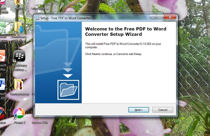 2 phần mềm chuyển đổi file pdf sang word chuyên nghiệp dễ thao tác.