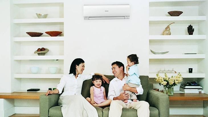 Cách chỉnh nhiệt độ máy lạnh phù hợp với trẻ nhỏ