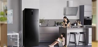 Cách sử dụng bảng điều khiển tủ lạnh Electrolux Inverter ETE5722BA