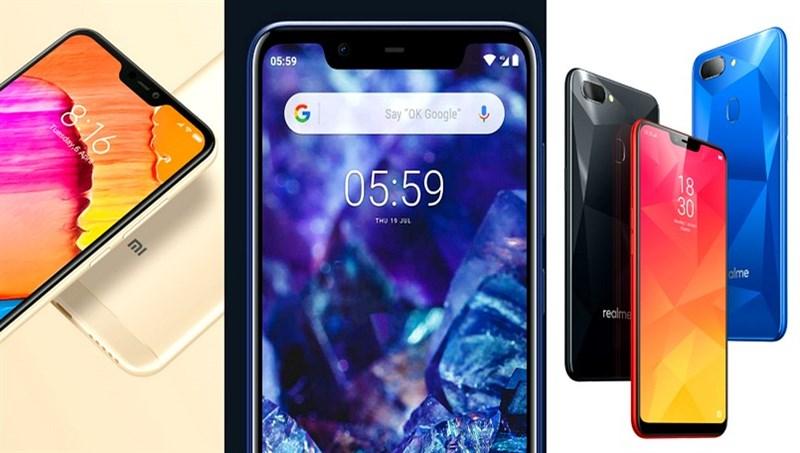 Top smartphone tai thỏ có giá rẻ nhất trên kệ Thế Giới Di Động, chỉ dưới 5 triệu