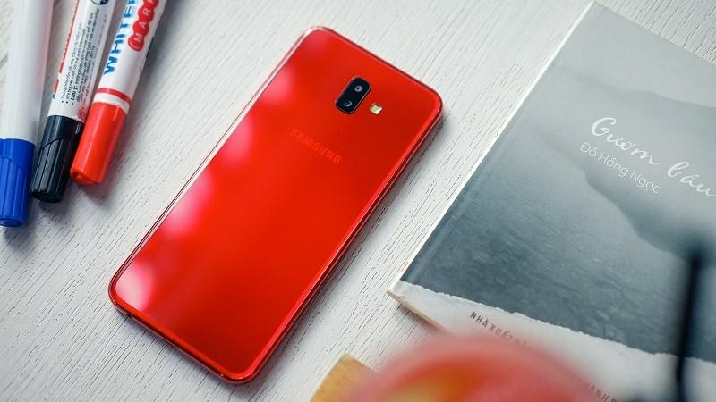 Dòng Galaxy R trở lại với 1 smartphone dùng chip Snapdragon 450