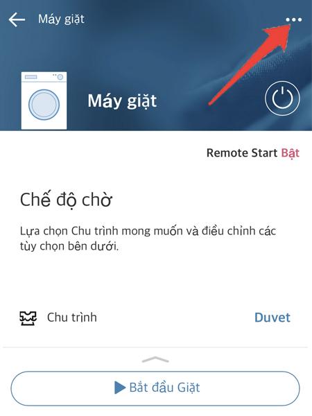 Bạn có thể thay đổi, điều chỉnh trong mục cài đặt của ứng dụng