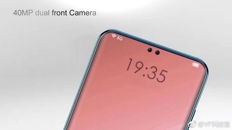 Xuất hiện concept OPPO R19 với camera selfie kép ẩn dưới màn hình - ảnh 2