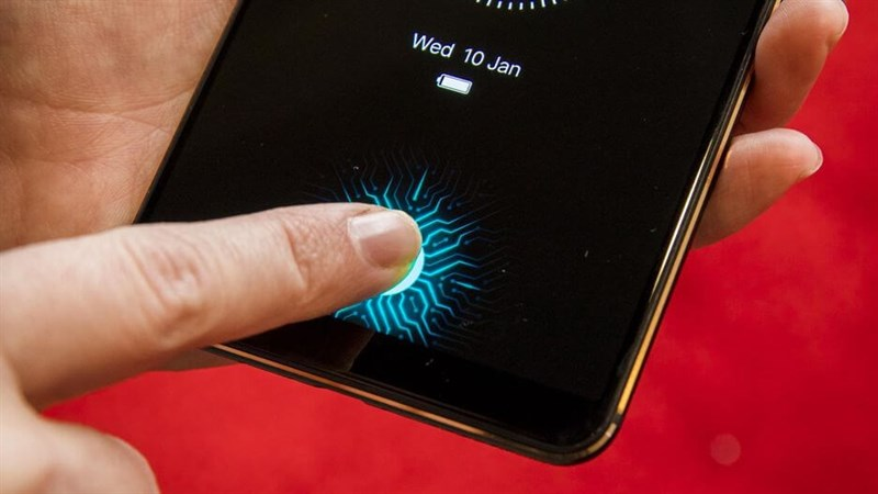 Từ năm 2019, smartphone Samsung tầm trung cũng được tích hợp vân tay dưới màn hình