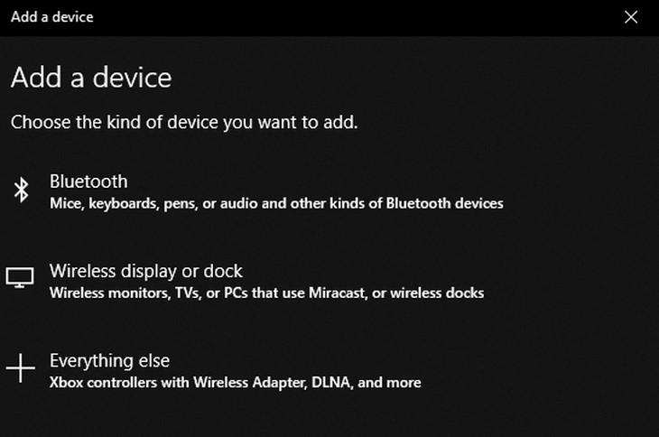 Cách kết nối laptop với loa bluetooth trên Win 7, Win 10 và