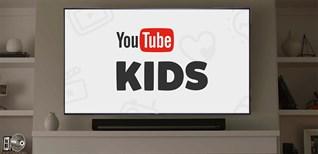Cách sử dụng ứng dụng Youtube Kids trên Android tivi Sony 2018