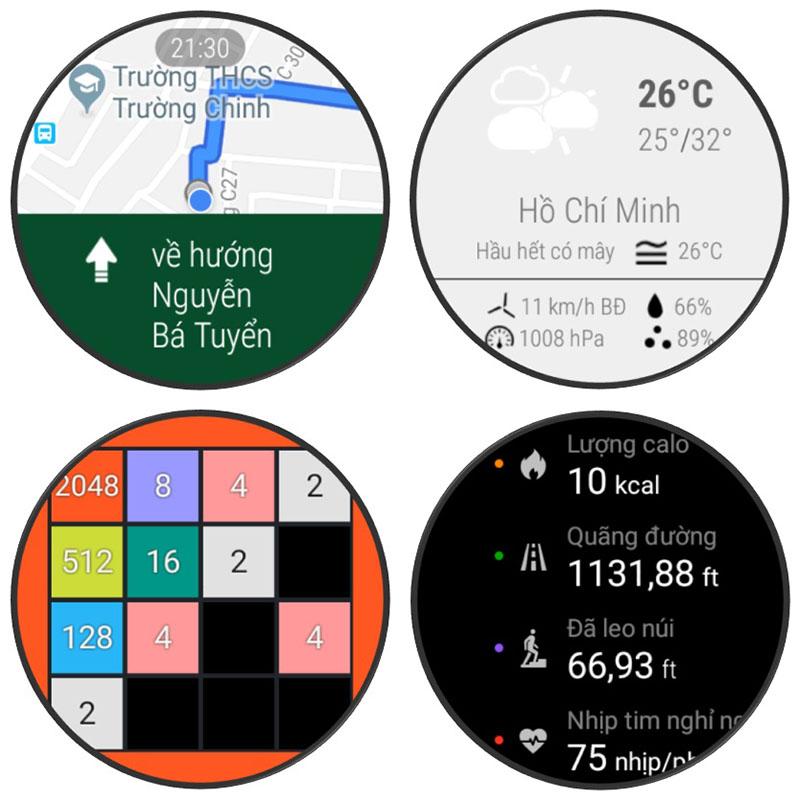 Đánh giá Huawei Watch 2: Thiết kế thời trang, chạy mượt, pin lâu - ảnh 13